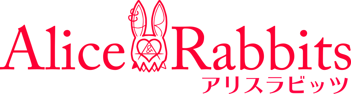 Alice&Rabbits公式サイト